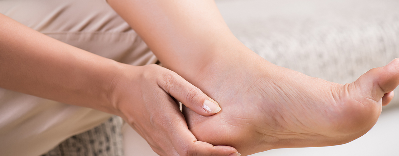 Foot and Ankle Pain Relief Dallas, PA